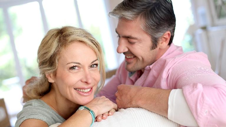 Couple Smiling | Temple Cosmetic Dentist