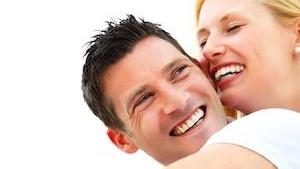 Couple smiling | cosmetic dentistry temple tx